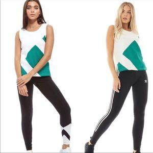 Adidas eqt tank top for women medium size NWT
